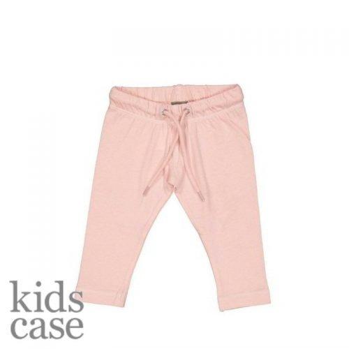 Kidscase babykleding broekje roze met touwtjes