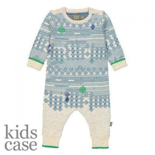 Kidscase onesie babykleertjes blauw