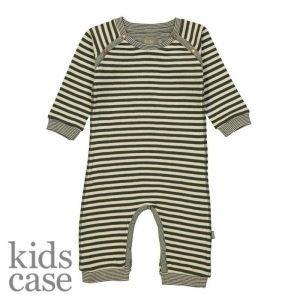 Kleertjes kidscase onesie gestreept organic jumpsuit