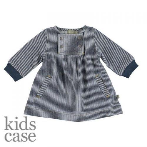 Wolf dress kidscase jurkje babykleertjes gestreept