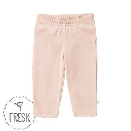Fresk biologisch katoen babykleding broekje roze