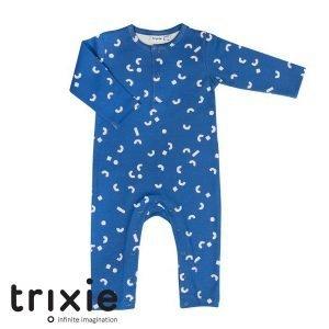Trixie babykleding onesie blauw play