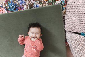 nOeser babykleding babykleertjes organic roze newborn