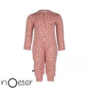 nOeser roze onesie babykleding jumper suit