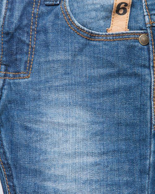 Imps Elfs babykleding spijkerbroek jeans denim blauw