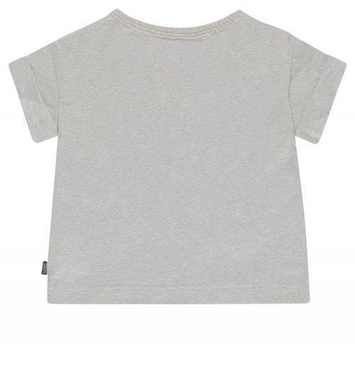 Imps Elfs organic babykleding t-shirt snake slang achterkant