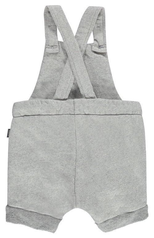 Imps Elfs organic babykleding babykleertjes tuinbroekje sweat stof achterkant
