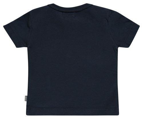 Imps Elfs organic babykleding futurist zwart blauw