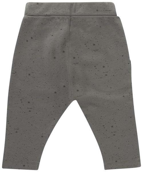 IMPS ELFS babykleding broekje grijs sterretjes achterkant