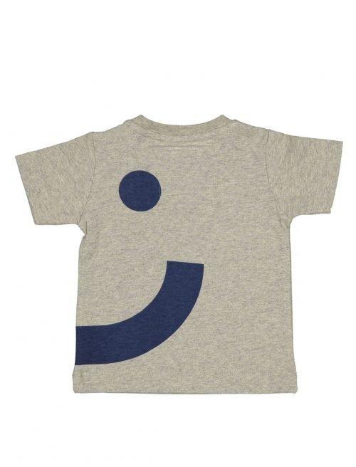 Kidscase babykleding Nick Alf Organic smile t-shirt rechts