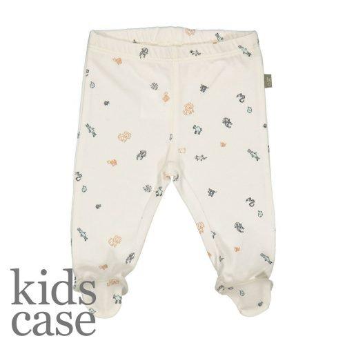 Kidscase babykleding broekje wit organic