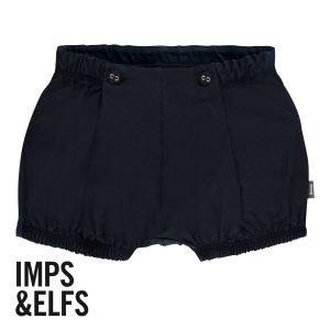 IMPS Elfs short broekje donkerblauw organische babykleding