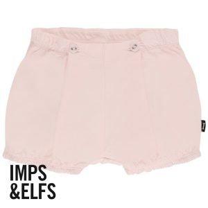 IMPS ELFS Shorts roze korte broek organic